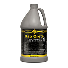 Gap Crete 1 Gallon Concrete Joint Sealer
