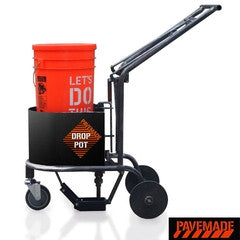 5 Gallon Crack Filling Cart-Crack Sealing Tools-PaveMade-Sealcoating.com