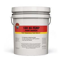 HiTemp Paint Reducer-Paint & Coatings-Highland International, LLC-5 Gal-Sealcoating.com