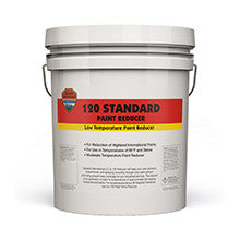 Moderate Temp 120 Paint Reducer-Paint & Coatings-Highland International, LLC-5 Gal-Sealcoating.com