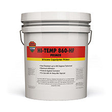 HiTemp Silicone Copolymer Primer-Paint & Coatings-Highland International, LLC-5 Gal High Temperature Primer-Sealcoating.com