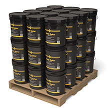 Sand Gator Mastic Blacktop Patch skid of 5 gallons-Blacktop & Pavement Patching-Sealcoating TX Whse-Sealcoating.com