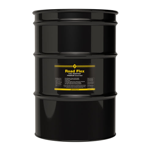 Road Flex Premium Crack Sealer - 55 Gal Drum