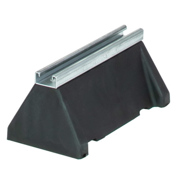 Rubber Rooftop Support with Strut