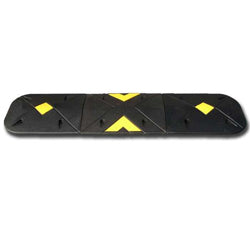 Rubber Speed Hump 6 foot section