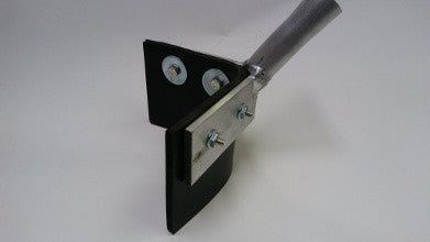 Squeegee V-Shaped Push-Crack & Joint Sealing-The Brewer Company-Default-Sealcoating.com