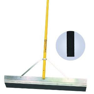 Big Boy Aluminum Asphalt Squeegee-Sealcoating Tools-Seymour Midwest-3 Foot Big Boy Aluminum Squeegee-Sealcoating.com