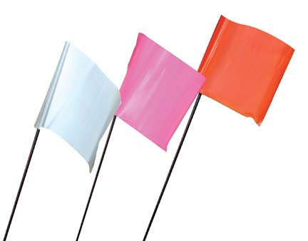 "15"" Marking Flag-Marking & Layout Tools-CH Hanson-Sealcoating.com"