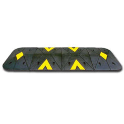 Wide Sectional Rubber Speed Hump Kit