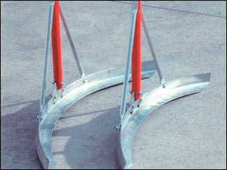 "Asphalt Speed Bump Lute-Asphalt Paving Tools-Slip Industries, Inc-30"" Speed Bump Lute-Sealcoating.com"