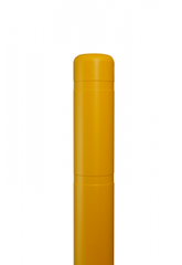 "Bollard Cover - 4"" x 72"" - Color Choices-Bollard Covers-Innoplast-Federal Yellow-Sealcoating.com"