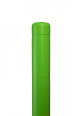 "Bollard Cover - 4"" x 72"" - Color Choices-Bollard Covers-Innoplast-Bright Green-Sealcoating.com"