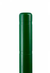 "Bollard Cover - 4"" x 72"" - Color Choices-Bollard Covers-Innoplast-Green-Sealcoating.com"