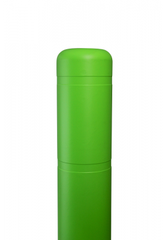 "Bollard Cover - 7"" x 52"" - Color Choices-Bollard Covers-Innoplast-Bright Green-Sealcoating.com"