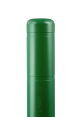 "Bollard Cover - 7"" x 52"" - Color Choices-Bollard Covers-Innoplast-Green-Sealcoating.com"