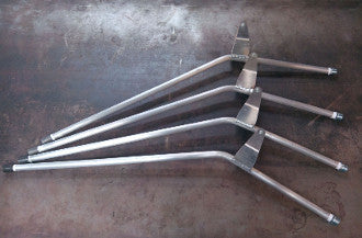 "48"" Aluminum Wand for Hot Crack Sealing Wand - non heated-Sealcoating Parts-Copperstate Hose-Wand only-Sealcoating.com"