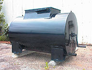 300-Gallon Hand Agitated Tank-Sealcoating Parts-The Brewer Company-Default-Sealcoating.com