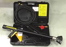 Infrared Heat Gun with Extension Kit for Asphalt