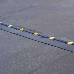 Low Profile Rubber Speed Bump 2.5 Inch Height