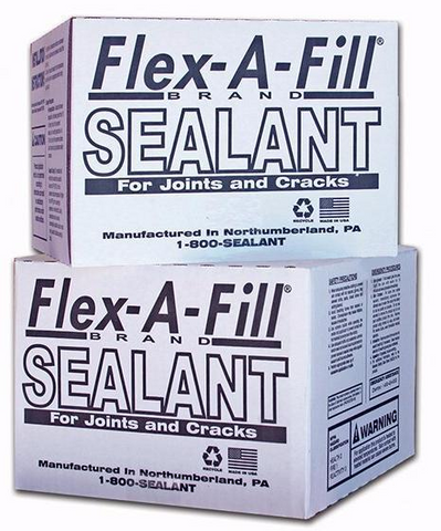 Flex a Fill Hot Crack Sealant for Oil Jacketed Machines
