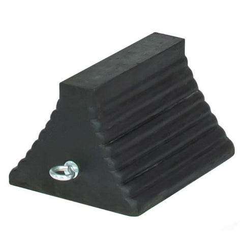 Rubber Extruded Ribbed Wheel Chock