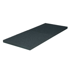 Square Rubber Roof Pavers with Drainage