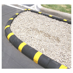 Rubber Island Curb Section