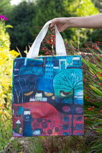 Load image into Gallery viewer, Far & Away Tote Bag