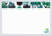 Load image into Gallery viewer, Weekly Planner Pad