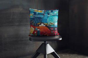 'Far & Away' Cushion Cover