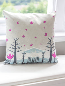 'Winter Surprise' Cushion Cover