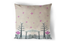 Load image into Gallery viewer, 'Winter Surprise' Cushion Cover