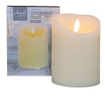 Flickabrights LED Flickering Effect Candle - 13cm