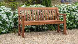 Cornis St George 5ft Bench by Alexander Rose