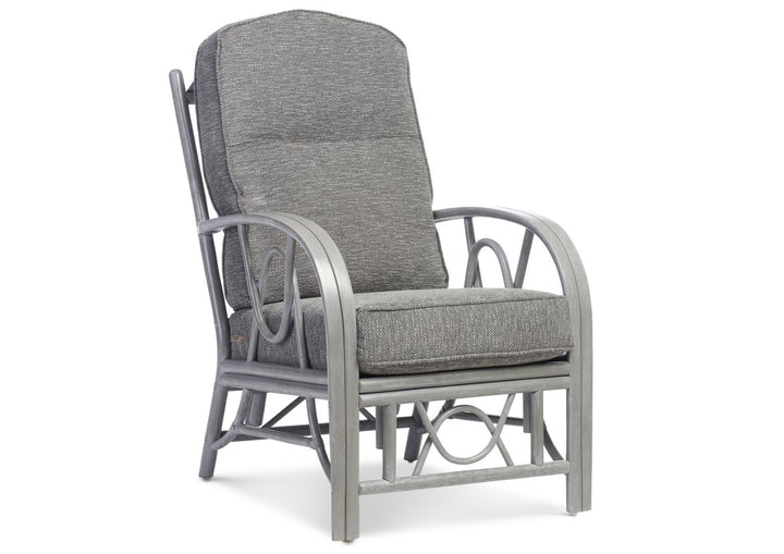 Bali Arm Chair - Grey
