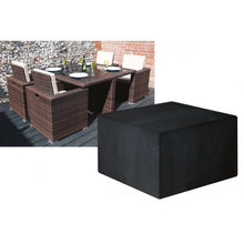 Load image into Gallery viewer, Deluxe Large Cube Set Garden Furniture Set Cover (W1638)