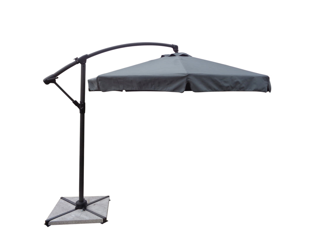 Roma 3m Cantilever Parasol by Hills Leisure