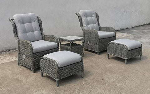 Washington Recliner Companion Set by Hills Leisure