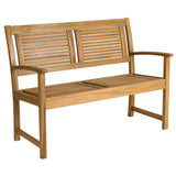 Alexander Rose 4ft Acacia Lakeside Bench