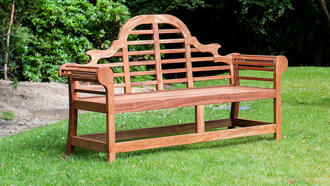 Sherwood Lutyens Bench 6ft Alexander Rose