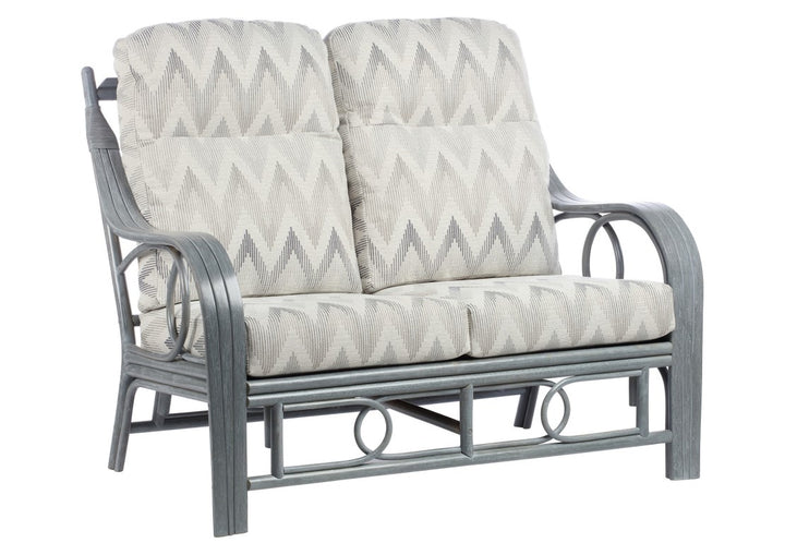 Madrid 2 Seater Sofa - Grey by Desser