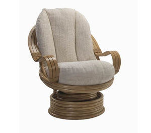 Madrid Swivel Rocker by Desser