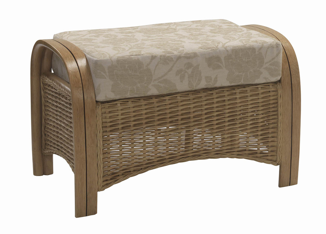 Manila Footstool by Desser