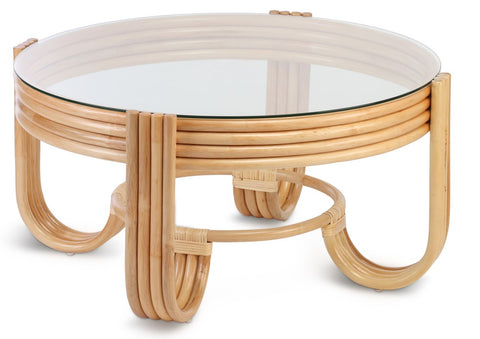 Pretzel Coffee Table by Desser