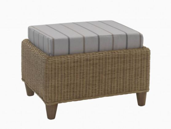 Seville Footstool by Desser