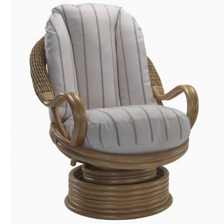 Seville Swivel Chair by Desser
