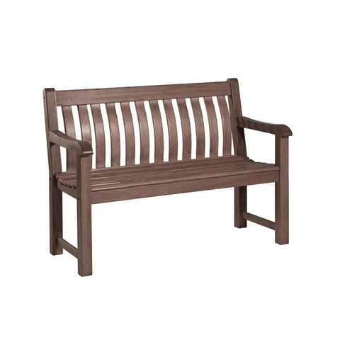 Sherwood St George Bench 4ft Alexander Rose