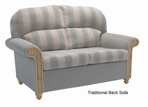 Stamford 2 Seater Sofa by Desser