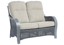Turin 2 Seater Sofa - Grey by Desser