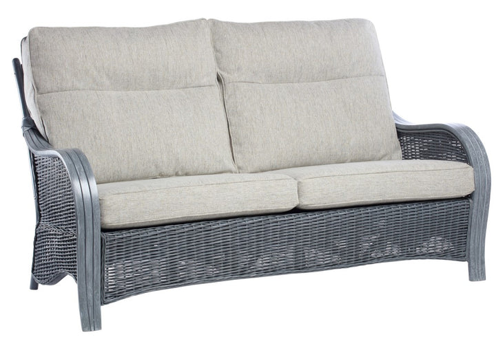Turin 3 Seater Sofa - Grey by Desser